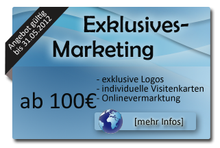 Exklusives Marketing